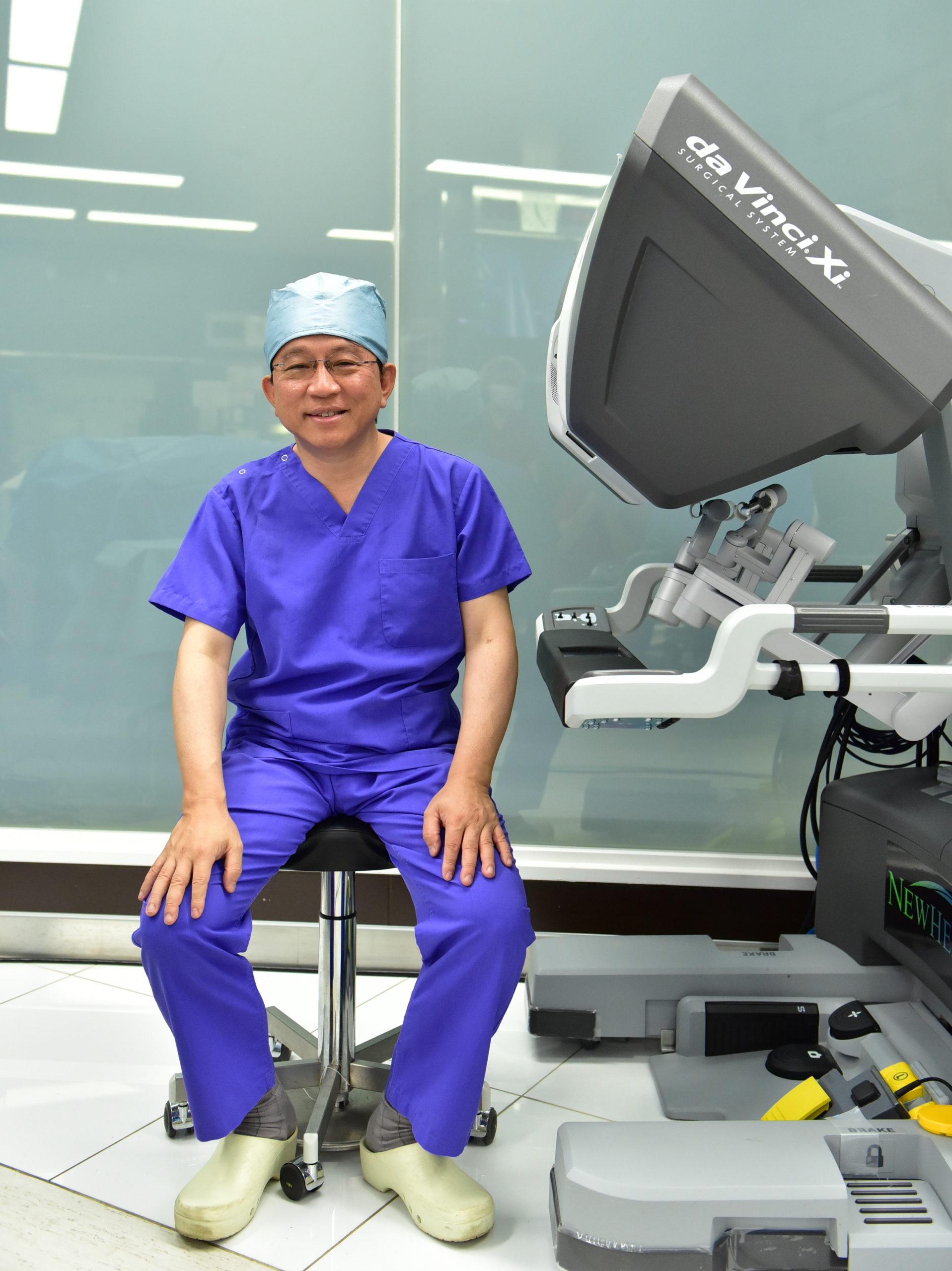 ニューハート・ワタナベ国際病院 院長 渡邊剛